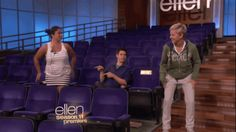And that time even Ellen DeGeneres learned to twerk. | The 29 Most Important Twerking Moments Of 2013