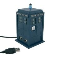 Hub USB Tardis -  Docteur Who