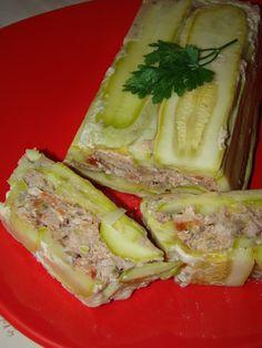 Cristina's world: Terina de dovlecel cu carne de pui Romanian Food, Spanakopita, Zucchini, Sandwiches, Chicken, Cake, Ethnic Recipes, Kuchen, Paninis
