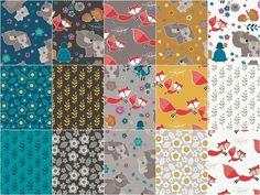 "Mama & Me 10"" Squares - Andrea Turk for Cinnamon Joe Studio - Camelot Fabrics — Missouri Star Quilt Co."