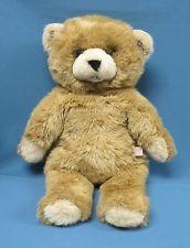"Avanti Applause 1982 TEDDY BEAR 20"" Jockline Italy Plush Stuffed Bear"
