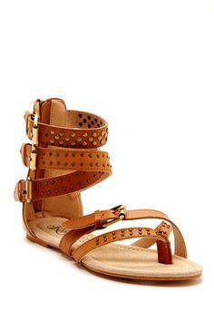 Infini Studded Sandal by Modern Rebel on @HauteLook