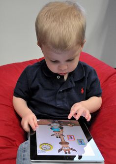 Making your iPad safe for kids