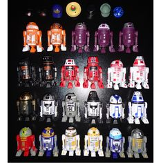 Droid factory
