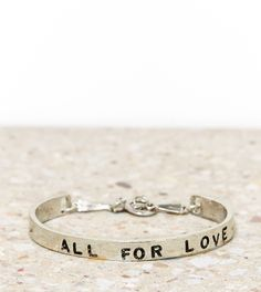 All For Love Cuff