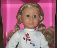 NEW-Gali-Girls-18-Play-Doll-Blonde-Lotus-Queen-Esther-Outfit-Hanukkah