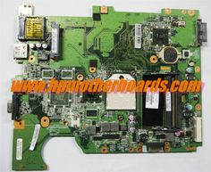 Replacement for HP 585923-001 Laptop Motherboard
