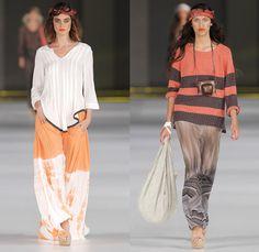 TCN 2014 Spring Summer Womens Runway Collection - TCN by Totón Comella 080 Barcelona Fashion Week: Designer Denim Jeans Fashion: Season Coll...