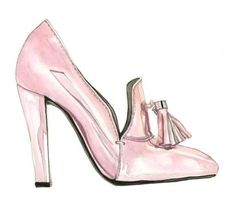 fashion shoe.- hehdesignsny.com