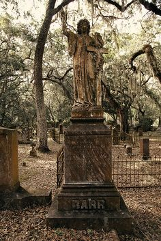 Micanopy Historic Cemetery | Spooky Places