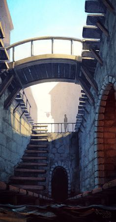 The Ratway by ~TheMinttu on deviantART repinned by www.BlickeDeeler.de