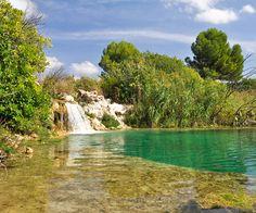 Lagunas de Ruidera Natural Park, Castille–La Mancha, near Ciudad Real