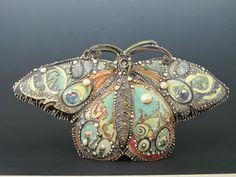 carol long pottery, butterfly - Google Search