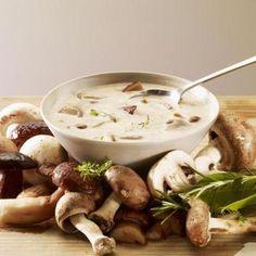 Μανιταρόσουπα αυγολέμονο - Συνταγές - Tlife.gr