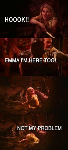 That's exactly what I thought when she didn't yell for Neal! Baha and the Swanfire ship starts sinking! #Captain Swan