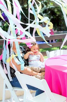 Butterfly Garden Birthday Party Ideas | Photo 1 of 83 | Catch My Party