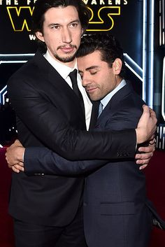 When he made it clear he's down to cuddle. | 21 Times We All Fell Head Over Heels For Oscar Isaac