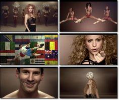 Shakira - La La La - Ft. Carlinhos Brown