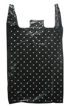 Tokyo plastic bag