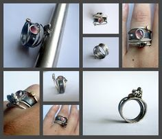 Maria Marmara - Handmade Jewellery: Rings.