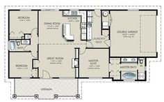 very simple...houseplans.com #427-4