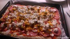 Pizza so všetkým ;ˇ), fotogaléria 4 / Grains, Pizza, Rice, Food, Meal, Essen, Hoods, Meals, Eten