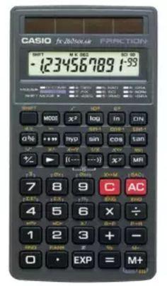Casio Solar Scientific Calculator x Two-Line Display LCD Black Galaxy S3 Cases, Samsung Galaxy S3, Iphone 5c Cases, 5s Cases, Iphone 4, Phone Case, Solar Energy, Solar Power, Solar Calculator