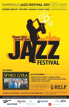 Here are some of the best 23 Jazz music festival poster examples for your inspiration. Spyro Gyra, Concert Posters, Music Posters, Music Festival Posters, Jazz Poster, Jazz Festival, Music Wall, Jazz Musicians, Jazz Blues