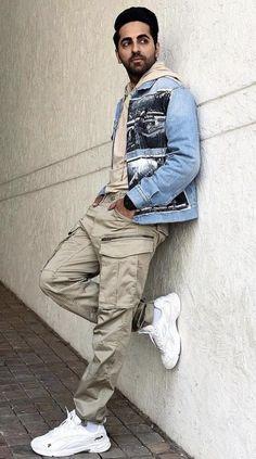 Looking for similar cargo pants online like Ayushmann Khurrana is wearing Most Favorite, My Favorite Things, Cargo Pants, Bollywood, Hipster, Hero, Singer, Celebrities, Boys