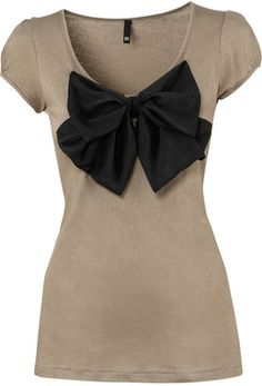 So cute! Not sure how many favors the chest bow would do for me however.....
