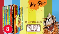 Mr Gum is a truly nasty old man. He's a complete horror who hates children, animals, fun, and corn on the cob. read and buy @ http://www.google.com/url?q=http%3A%2F%2Fbit.ly%2FMr-Gum-Collection-8-Books&sa=D&sntz=1&usg=AFQjCNG5sxAPpJ1dEZDp5F3or8ulQ9UTLQ  #bookquotes #MrGum #wholesalebooks #MrGum8books
