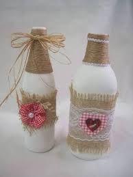 Image result for garrafas cristal decoradas