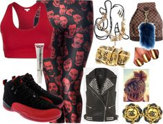 """""""12/23/12"""" by tierraabinladen ❤ liked on Polyvore"""