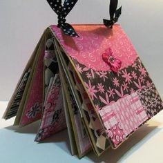 Paper Bag Scrapbook