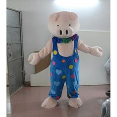 New list of 10 great scary cartoon Halloween Clothing 2016 for girl Costume Halloween, Halloween Outfits, Holidays Halloween, Pig Costumes, Mascot Costumes, Halloween Cartoons, Adult Cartoons, Adult Children, Costume Accessories