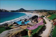 """""""To travel is to live,"""" - Hans Christian Andersen Club Playa Blanca, La Serena (Tongoy), Chile Travel Around The World, Around The Worlds, Places To Travel, Places To Visit, Chili, Torres Del Paine National Park, Seaside Towns, South America Travel, Beach Trip"""