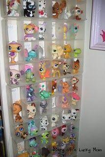 little pet shop storage