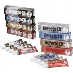 Augenbrauenfarbe & Wimpernfarbe von Refectocil - Mit RefectoCil gefärbte Wimpern und Augenbrauen sehen einfach besser aus!