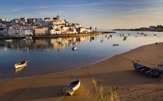 Ferragudo, Algarve, Portugal by Dave Sheldrake Photographer