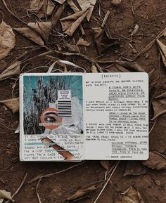 Art Journal Creative: [Pockets] art journal + poetry by Noor Unnahar // words quotes poetic artsy ar. Bullet Journal Aesthetic, Bullet Journal Art, Bullet Journal Ideas Pages, Art Journal Pages, Notebook Collage, Noor Unnahar, Creative Journal, Creative Art, Mixed Media Journal