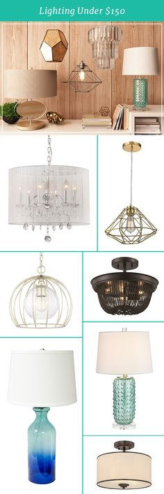 Find the best and the brightest for your home with lamps, chandeliers, and other light fixtures at irresistible prices. Become enlightened at jossandmain.com!