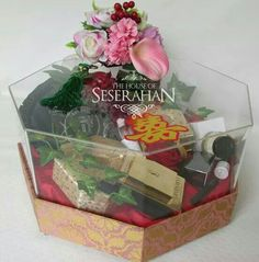 The House Of Seserahan Wedding Favours, Wedding Ceremony, Wedding Gifts, Wedding Things, Indonesian Wedding, Acrylic Box, Wedding Engagement, Wedding Packaging, Decorative Boxes