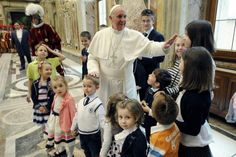 "Pope Francis: ""A Christian who complains, they become Mr. or Mrs. Whiner, no?"""