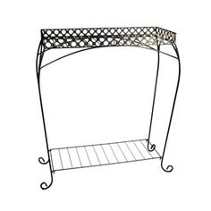 �30-in Plant Stand multi use possible bathroom storage for towels etc...