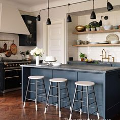 <p>A master bedroom gets the heave-ho to make way for a new kitchen that opens to light-filled living and dining areas</p>