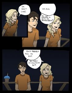 I love this it shows the true relationship of Percy and Annabeth I mean I'm all for Percabeth but the everyday canary is getting very inaccurate to Rick Riordan's personal idea of Percy Jackson Percy Jackson Quotes, Percy Jackson Fan Art, Percy Jackson Books, Percy Jackson Fandom, Solangelo, Percabeth, Magnus Chase, Underwater Kiss, Percy And Annabeth