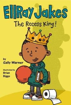 EllRay Jakes the Recess King! Sally Warner 0451469119 9780451469113 EllRay Jakes the Recess King! Used Books, Books To Read, Reading Books, Thing 1, Chapter Books, Black Boys, Black Men, Little Sisters, Book Lists