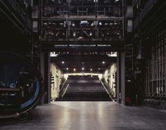 Teatro Deutsches und Kammerspiele, Berlim | 15 fotos da visão que os atores têm quando eles estão no palco