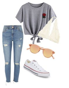 Pin by courtney on cute outfits in 2019 Summer School Outfits, College Outfits, Outfits For Teens, Spring Outfits, Casual Outfits, Nice Outfits, Teen Fashion, Fashion Outfits, Womens Fashion