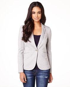 Stretch ponté blazer RW&CO. Pre-Fall 2014 Collection